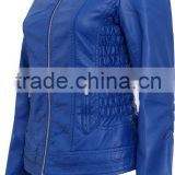 genuine sheep leather jacket for Women Quality leather garment leather jacket for women fashion coat 2013