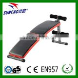folded sit up bench in Gym Equipment