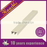 flexible aluminium extrusion profile bathroom floor tile trim for 10-year manufacture experience
