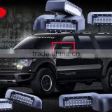 a set of high powered LED light bars integrated into factory-style side mirrors of the F ord F150/SVT Raptor