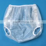 Custom Printing Adult Baby Diaper and Plastic Pants