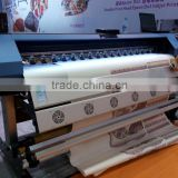 1.8m inkjet digital printing machine for textile / textile sublimation printer in guangzhou