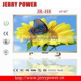JR-LH5 Jerry Power lcd tv panel/ 14 inch lcd tv/ flat screen tv
