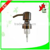 High Quality 304 Stainless Steel Foaming Hand Soap Pump 28/400