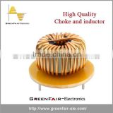 toroidal electronic choke and inductor