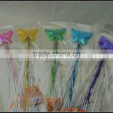carnival party accessories/Party wings magic stick/carnival party favor stick