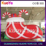 Christmas inflatable stocking, Inflatable Christmas Stocking,Wholesale outdoor christmas stocking china
