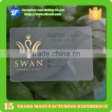 plastic transparent clear mirror business name cards cheap price on sale                                                                         Quality Choice