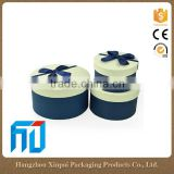 Wholesale Cheap Recycled Round Paper Gift Boxes For beer/Gift