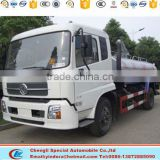 Top selling 6000 litres liquid waste trucks in china