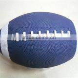 Contemporary OEM latest american football poncho ball