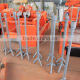 bentonite oil well drilling mud gun for drilling fluids