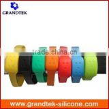 Effective silicone anti mosquito bands bracelets With Citronella Oil