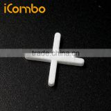 1.5 2 2.5 3 4mm floor solid ceramic building material tile cross spacer