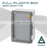 Electrical Equipment ABS/PC Enclosure Modular Full-Plastic Sealing Distribution Box                                                                         Quality Choice