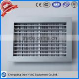 Aluminum louver roof air diffusers door grille