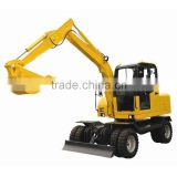 new hitachi wheel excavator price