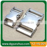 Fashion 1 Inch metal buckle for luggage, bags, dog collars
