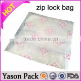 YASON carrier plastic bags draw string plastic bag backpack plastic bag