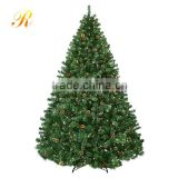 New items 2016 spiral lighted christmas tree