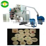 china equipment nice cutting tissue paper cup tray coaster machine production