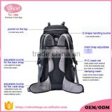 Outdoor Waterproof Internal Frame Hiking Backpack                                                                         Quality Choice