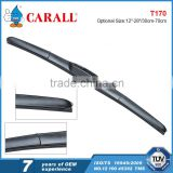 alibaba express brilliance auto parts wiper blade rubber strip for cars trucks