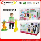 2015 New design 4 in 1 plastic baby walker                                                                         Quality Choice