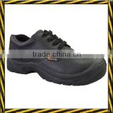 Low cut full genuine leather PU sole personal protective equipment work shoes                                                                                                         Supplier's Choice