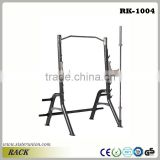 Stand Pair Bench Press Weight Lifting Barbell GYM Equipment Power Rack
