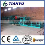 mineral wool sandwich panel manufacturing line