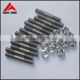 manufactured titanium bolts m24 titanium stud bolt screws