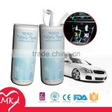 Ultra soft 100% virgin wood pulp facial oem odm service free sample tube car paper tissue for Vehicle                                                                         Quality Choice