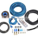 WK-003 0 GA power cable wiring kit car audio amplifier installation wiring kits