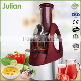 NEWEST big mouth whole slow juicer extractor JT-2014C for fruit/vegetable/wheatgrass
