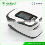 New OLED Screen Display Portable Fingertip Bluetooth Pulse Oximeter Finger Pulse Oximeter with CE