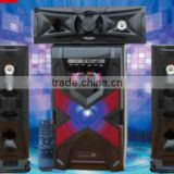 6.5 inch 3.1 Professional Concert Speaker dj sound box pro audio loudspeakers