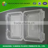 Disposable wholesale clear plastic food container weight                                                                         Quality Choice