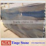 Tope Grade Azul macaubas blue granite Slabs for Sale                                                                                                         Supplier's Choice