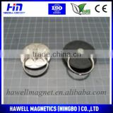 High quality Neodymium pot magnet with rotatable hook magnet plane 360 degree rotation