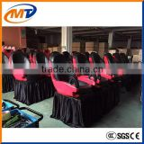 Made in China 5d cinema simulator manufactory / 7d interactive moive games / 9d cinema with cabin for sale