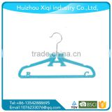 Hot kids clothes hanger wholesale/plastic hangers for clothes/kids clothes hangers for baby hangers
