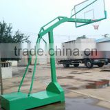 outdoor / indoor basketball stand and ring and board