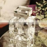 Best designer wholesale large capacity crystal perfume bottle