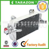 All aluminum racing bike radiator for KTM SX XC 125 250