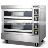 2 layer 4 trays full-automatic electric baker DECK OVEN