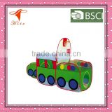2014 new item kids playing bus tent funny dome tent