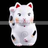 Lovely cat Infrared electronic welcome alarm security audio wireless doorbell