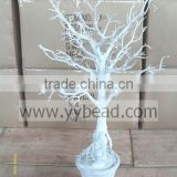 80CM 90CM 100CM Artificial White Dry Tree Branch Christmas Tree Decoral For Wedding Decoration