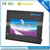 "Masrui Digital TV advertising display with 10"" 12.1"" Lcd screen Optional"